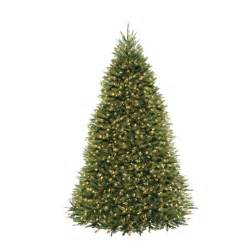10 ft dunhill fir artificial christmas tree with 1200 clear lights duh3 100lo s the home depot