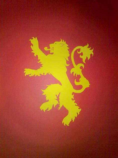 house lannister sigil wallpaper wallpapersafari