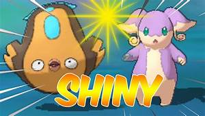 DOUBLE SHINY EN LIVE ! - Pokémon Ultra-Soleil - YouTube