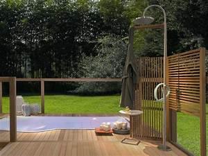 Objet Deco Exterieur : jardins contemporains avec meubles et accessoires design ~ Teatrodelosmanantiales.com Idées de Décoration