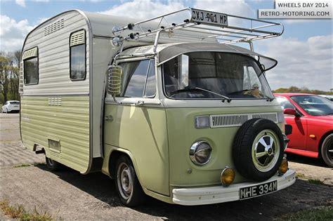 vw type  bay window caravan mhem motorhome