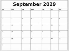 July 2029 Printable Calendar Pages