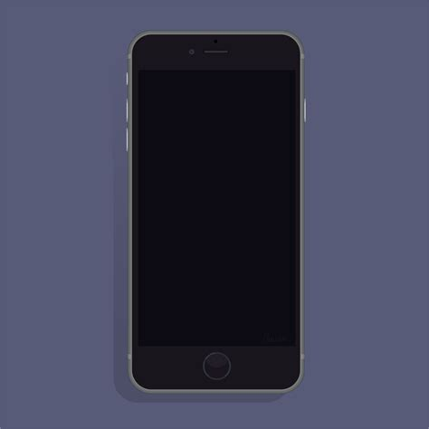 black iphone clipart black new iphone 6