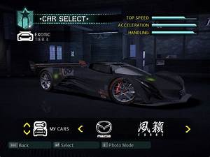 Need For Speed Carbon Cars | NFSCars