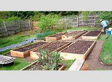 Jak założyć ogród warzywny krok drugi Ulica Ekologiczna