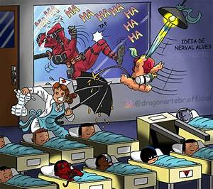 What If Superheroes Had Children (14 pics) - Izismile.com