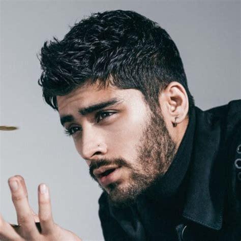 Zayn Malik Short Hairstyle