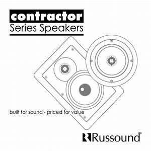 Contractor Series Manuals