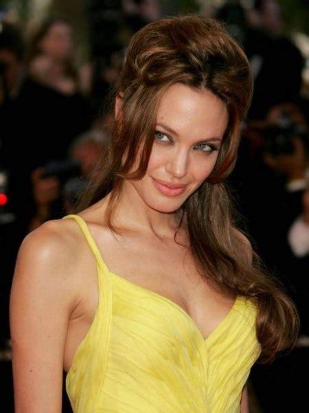 Angelina Jolie frizūru evolūcija « Tikšanās vieta ...