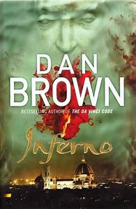 Dan Brown: Inferno | For the love of BOOKS ! | Pinterest