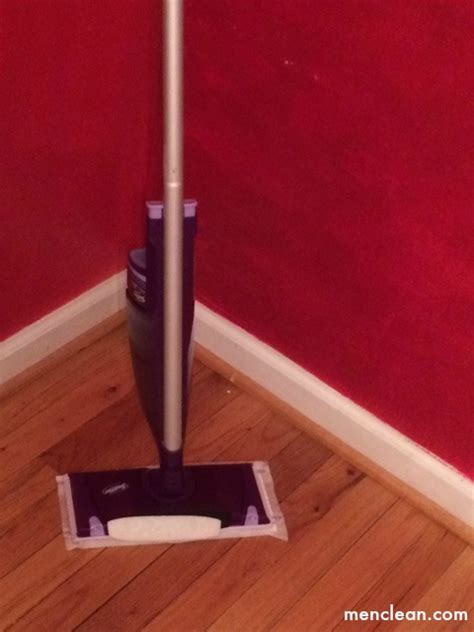 swiffer jet review menclean