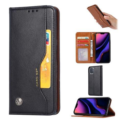 card set series iphone  pro wallet case black