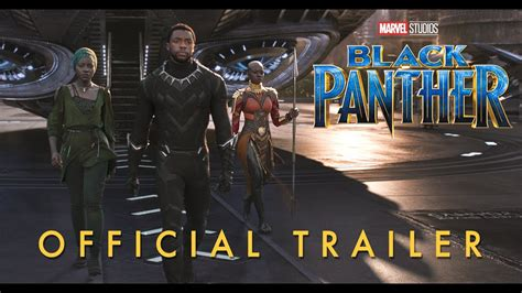 marvels black panther official trailer movienewzcom