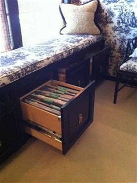 file cabinet bench seat front room on pinterest door molding window seats and