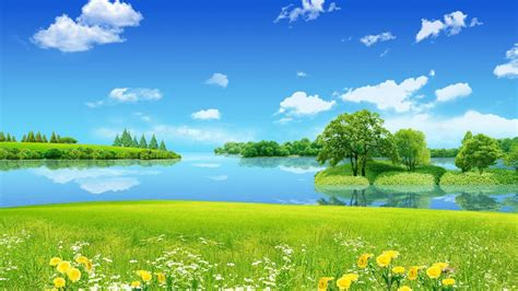 Animated Scenery Hd Wallpapers - scenic background pictures 70 images
