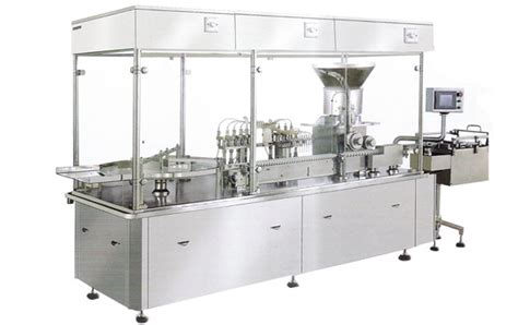 healthcare industry vial washing cap sealing machine sterilization  stoppering