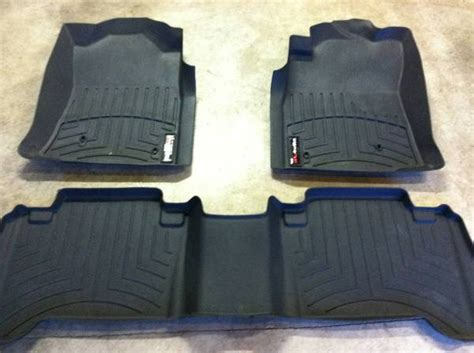 Weathertech Floor Mats Tacoma by Tacoma Weather Tech Floor Mats Tacoma World
