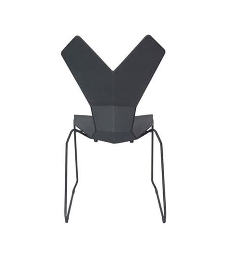 y chair chaise avec traineau tom dixon milia shop
