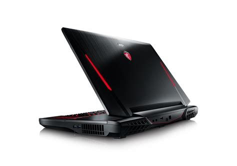 msi presents gt titan gaming laptop  gtx  sli