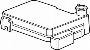 Gmc Terrain Fuse Box Cover  Upper