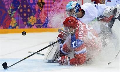 Hockey Olympics Sochi Russia Wallpapers Ice Winter