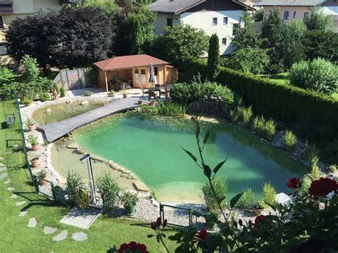 schwimmteich oder pool schwimmteich picture of hotel himmelreich wals tripadvisor