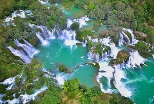 What can drones... Waterfall Pictures