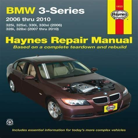 where to buy car manuals 2006 bmw 3 series auto manual 2006 2010 haynes bmw 3 series 325i xi 330i xi 328i ix repair manual 1563929147 ebay