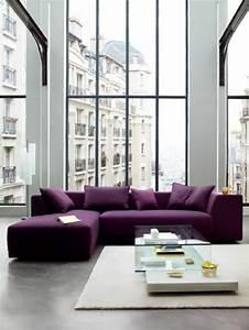 canape couleur elephant 20170830033127 tiawukcom With quelle couleur pour salon 2 80 idees dinterieur pour associer la couleur prune