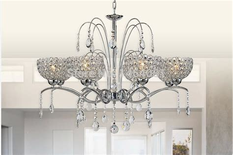 Modern Hanging Crystal Chandelier Luxury Foyer Chandeliers