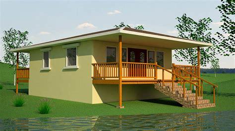 Hurricane Resistant  Earthbag House Plans