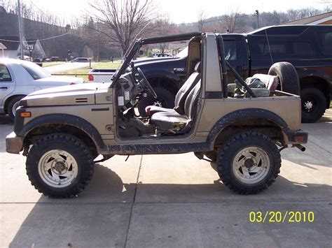 jeep samurai rotativo wvabeer 1988 suzuki samurai specs photos modification