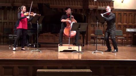Doppler Nocturne For Flute, Violin, Cello And Piano