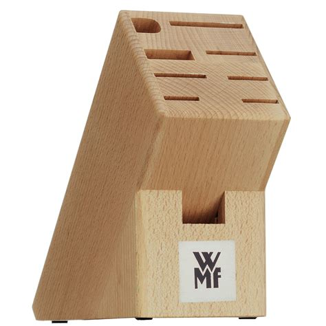 wmf messerblock 7 teilig wmf messerblock best 252 ckt 7 teilig classic line spezialklingenstahl neu ebay