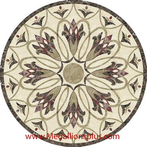 floor medallion designs tile floor medallions