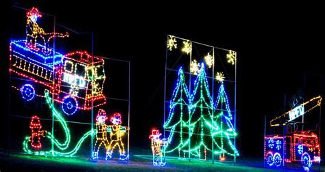 Top 5 Places to See Christmas Lights Outside of Brampton