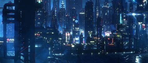 artstation cyberpunk neo york vfx shot jaime jasso