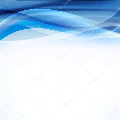 blue background with transparent horizontal top border