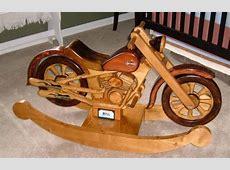 Art & Inspiration OT but a nifty Rocking horse bike