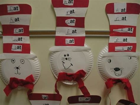 cat in the hat displaying rhyming words consider doing 871 | e55e18dc708b2a9c5f17aaa5e56579df