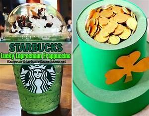 Starbucks Lucky Leprechaun Frappuccino | Starbucks Secret Menu
