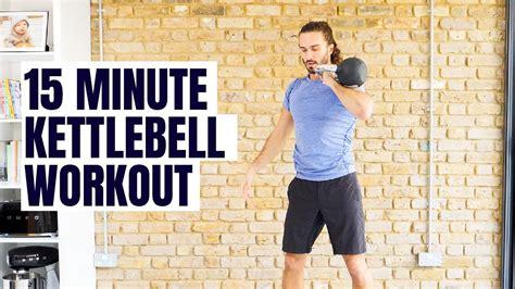 kettlebell workout body coach minute