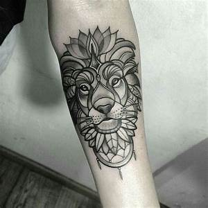Tattoo Löwe Arm : l we tattoo ideen l we tattoo w rter thib s tattoo lion arm tattoo tattoos pinterest ~ Frokenaadalensverden.com Haus und Dekorationen