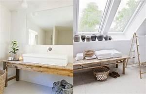 Deko Für Badezimmer : bad deko holz ~ Watch28wear.com Haus und Dekorationen