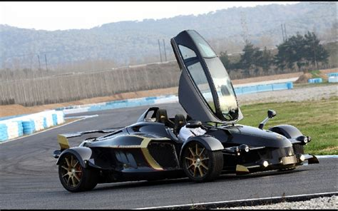 Tramontana R Widescreen Exotic Car Picture 07 Of 42