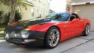 The 2001 Mallett Hammer Z06 Corvette Plucked From The