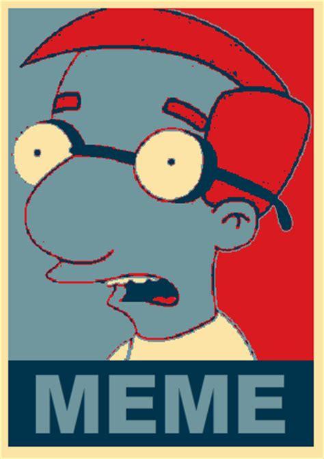 Milhouse Meme - milhouse quot meme quot poster quot milhouse is not a meme quot know your meme