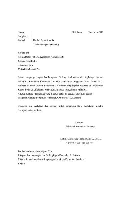 Contoh Surat Permohonan Cetak Ulang Bps - Surat 32