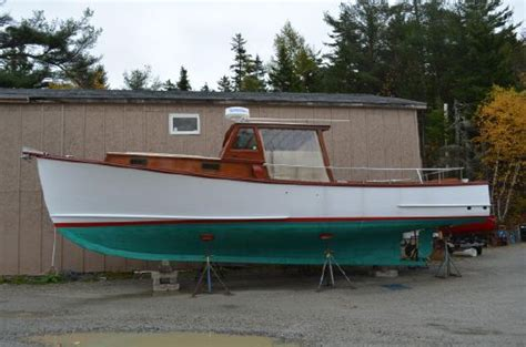Ralph Stanley Boat Builder by Browse Lobster Boat Boats For Sale