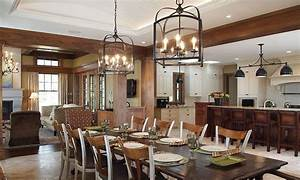 Dazzling seagull lighting in kitchen rustic with light